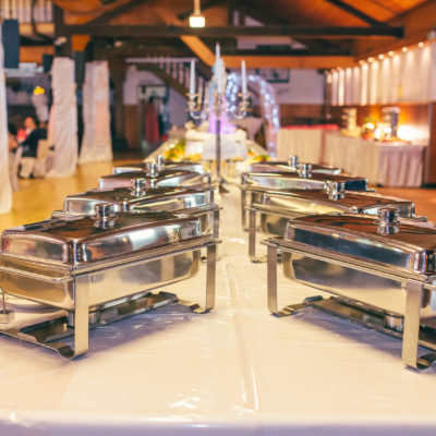 catering cater buffet wedding bride