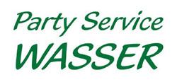 Party Service Wasser